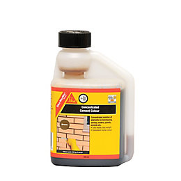 Sika Brown Concentrated Cement Colourant 250ml