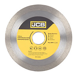 JCB (Dia)125mm Diamond Blade