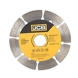 JCB (Dia)115mm Diamond Blade