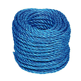 Polypropylene Stranded Rope 6mm x 30m