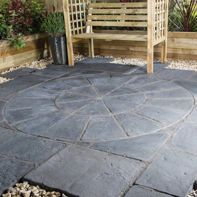 47 Awesome Circle Patio Kit Pics - Patio Design Central
