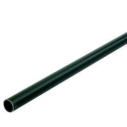 Floplast Push Fit Waste Pipe (Dia)32mm, Black