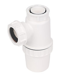 Floplast Anti Vac Bottle Trap (Dia)32mm