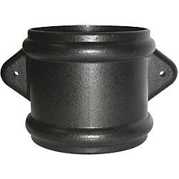 Floplast Ring Seal Soil Coupling (Dia)110mm, Cast Iron