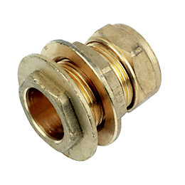 Plumbsure Compression Tank Coupler (Dia)22mm