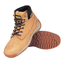 DeWalt Wheat Apprentice Boots, Size 4