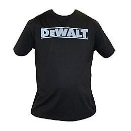 DeWalt Black Oxide T-Shirt Large