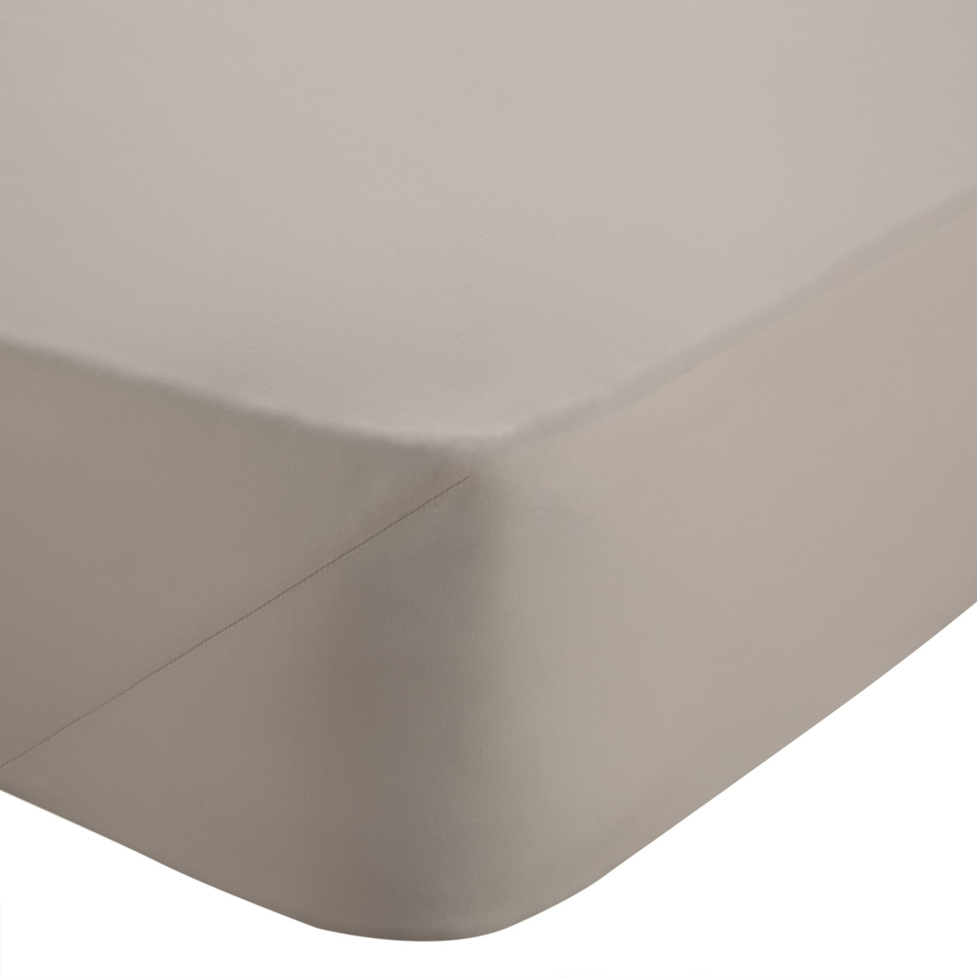 Chartwell Natural King Size Fitted Sheet