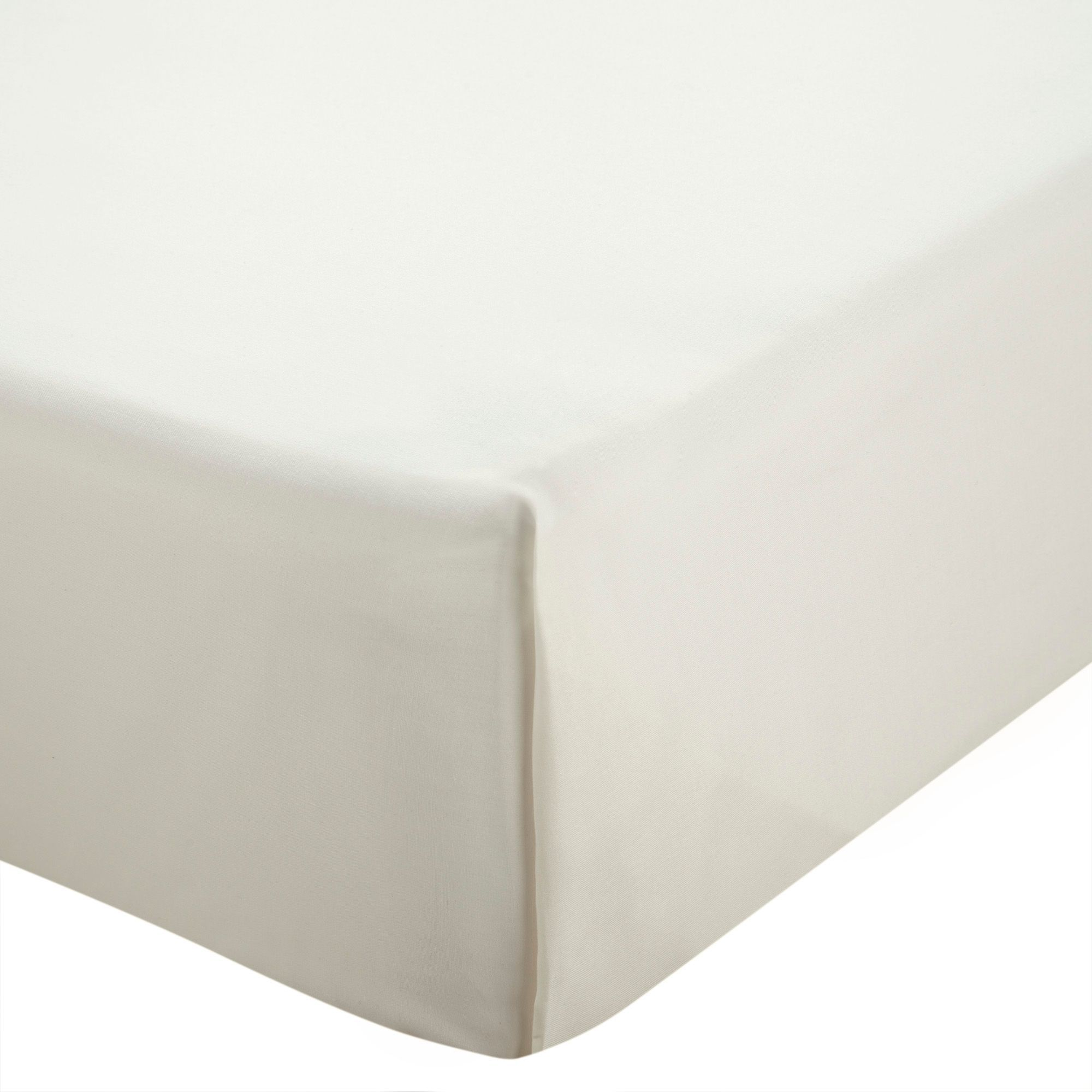 Chartwell Cream King Size Flat Sheet