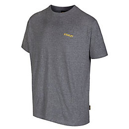 Stanley Grey Marl Utah T-Shirt XXL