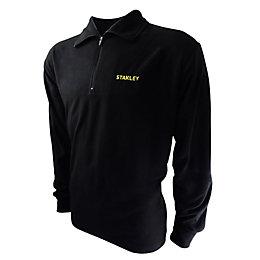 Stanley Memphis Black Micro Fleece Extra Large