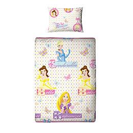 Disney Disney Princess Princess Locket Multicolour Single Duvet