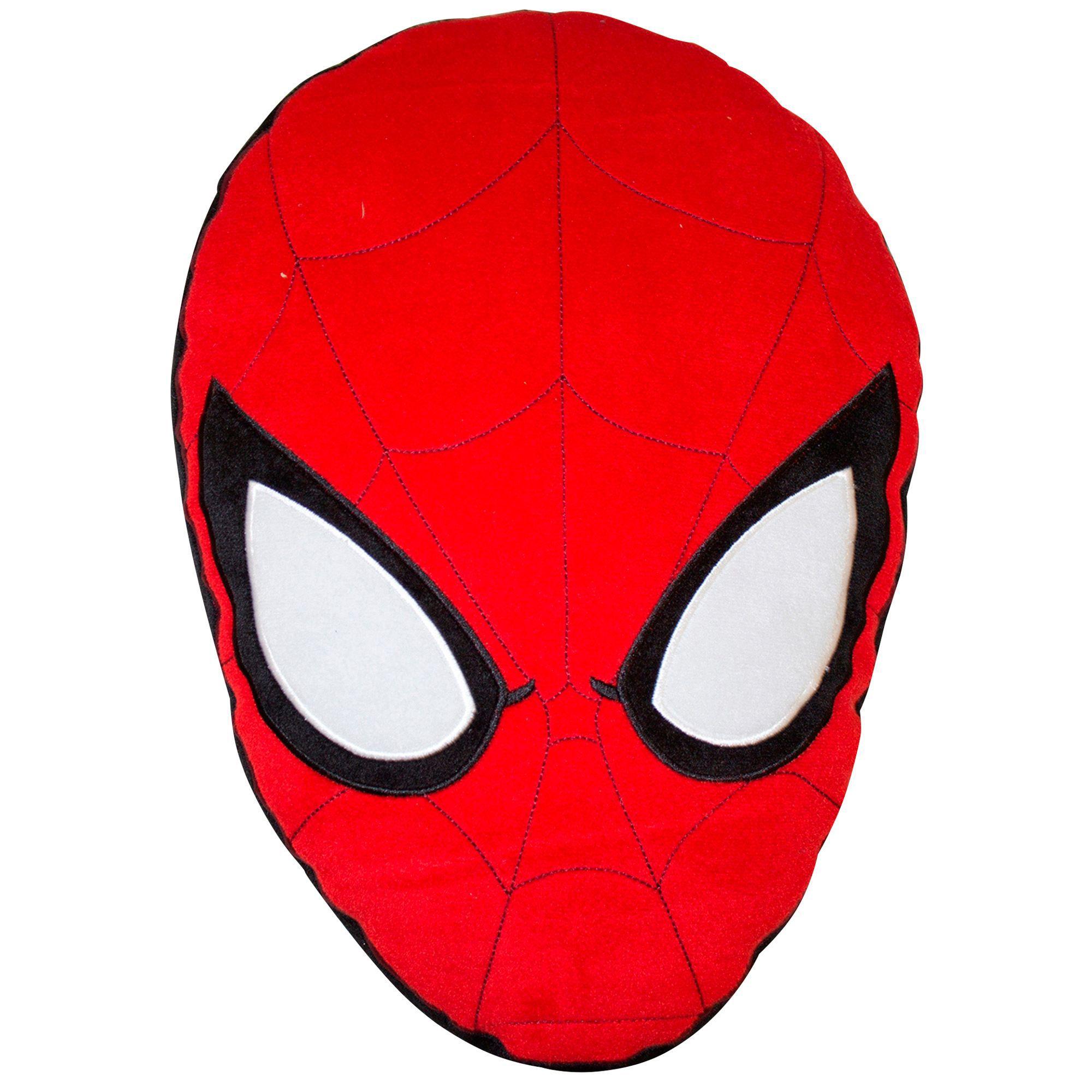 Spiderman Spiderman Red Cushion Departments Diy At B Amp Q