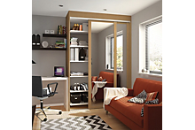 How to measure and install sliding wardrobe doors