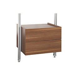 Spacepro Relax Natural Small Drawer Box (W)550mm