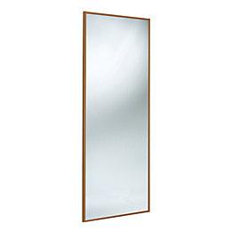 Panel Full Length Mirror Mirror Sliding Wardrobe Door