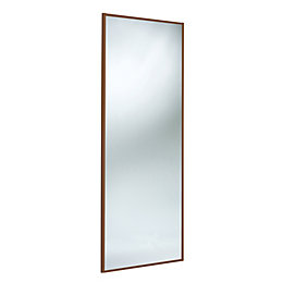 Panel Full Length Mirror Mirror Sliding Wardrobe Door