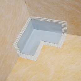 Aquadry Wet Room Internal Corner Seal