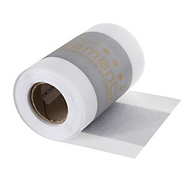 Aquadry Grey & White Waterproof Tape (L)5m