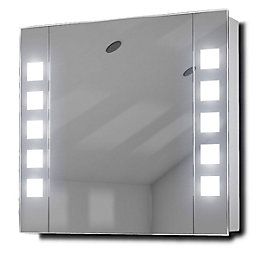 Diamond x Collection Noble Sensor Illuminated Bathroom