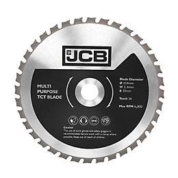 JCB 36T TCT Blade (Dia)254mm