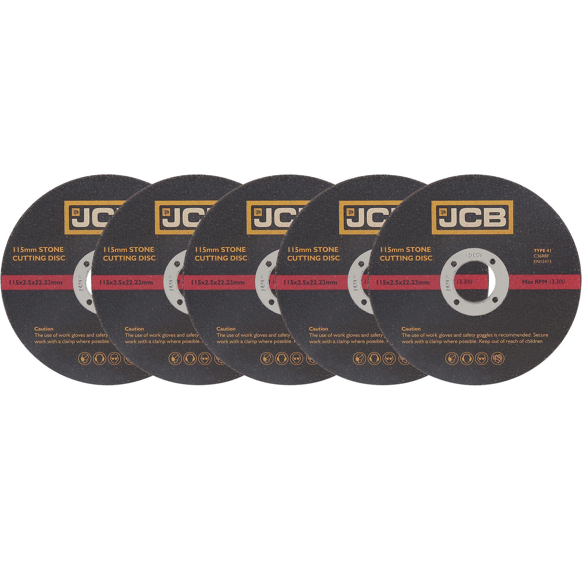 Jcb (dia)115mm Stone Cutting Disc