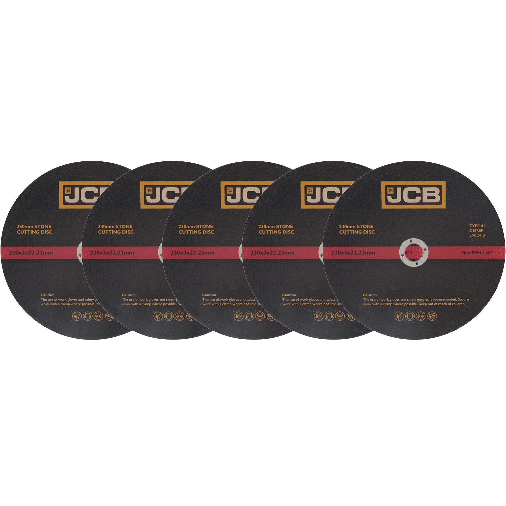 Jcb (dia)230mm Stone Cutting Disc