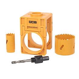JCB Door Lock Installation Kit, 4 Pieces Of