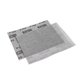 JCB 180 Grit Mesh Sanding Sheet, Pack of