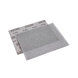 JCB 80 Grit Mesh Sanding Sheet, Pack of