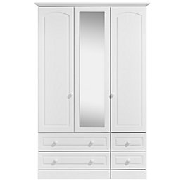 Greenwich White Wardrobe