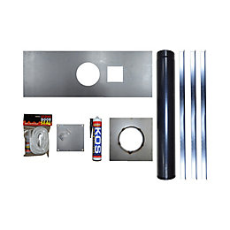 Hothouse Stove Fixing Kit (W)400mm
