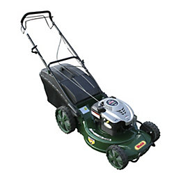 Webb R19A Petrol Lawnmower