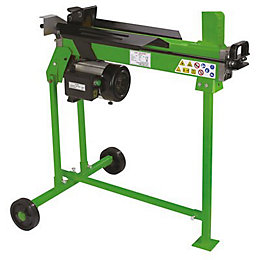 Handy Horizontal Log Splitter with Stand 2200 W