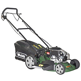 Webb R18SPES Petrol Lawnmower