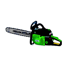 The Handy THPCS18 46 cc Cordless Petrol Chainsaw