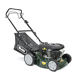 Webb R41SP Petrol Lawnmower