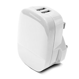 Chameleon Connect Twin USB Charger
