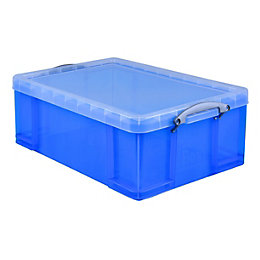 Really Useful Blue 50L Storage Box