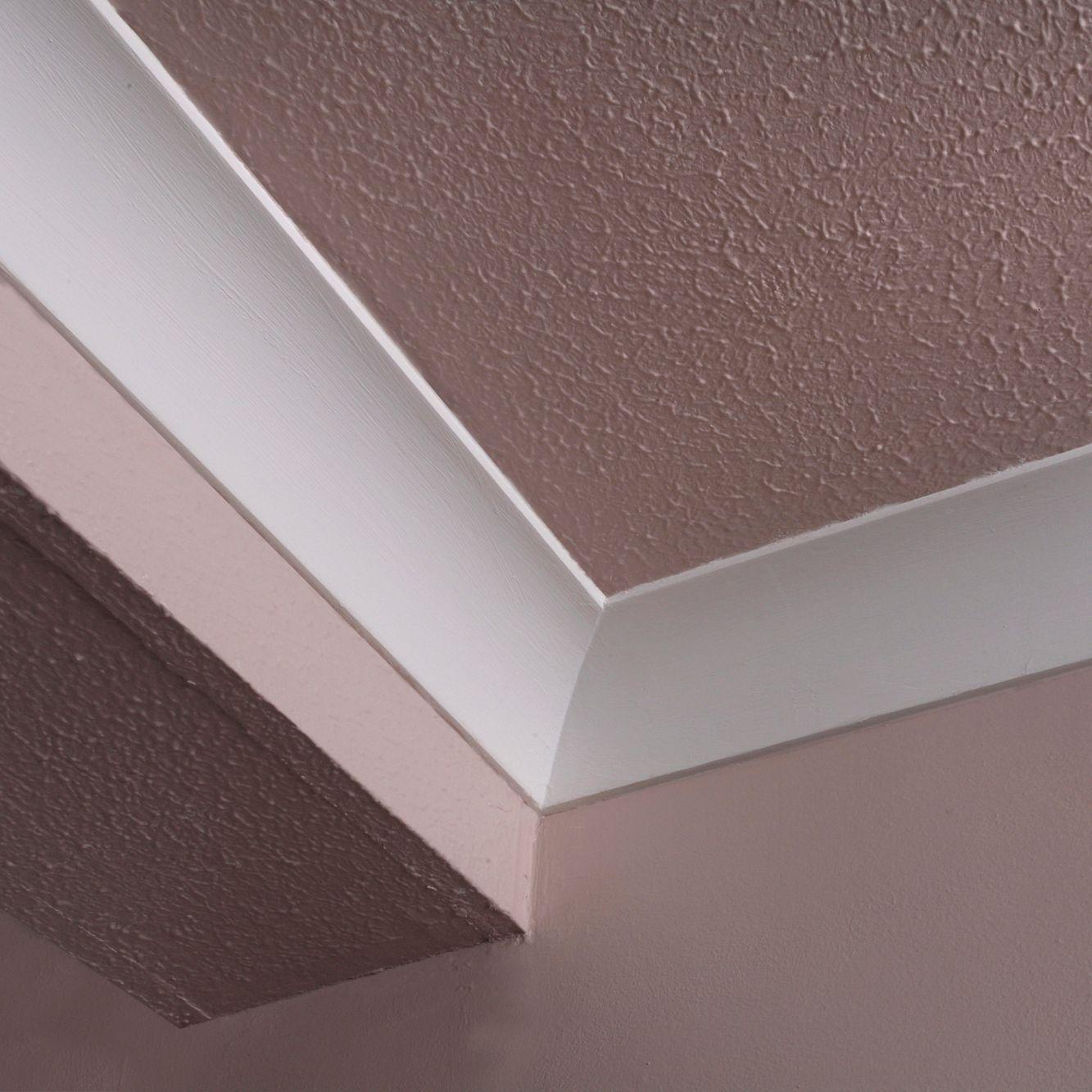 supercove c profile polyurethane coving pack of 12. Black Bedroom Furniture Sets. Home Design Ideas