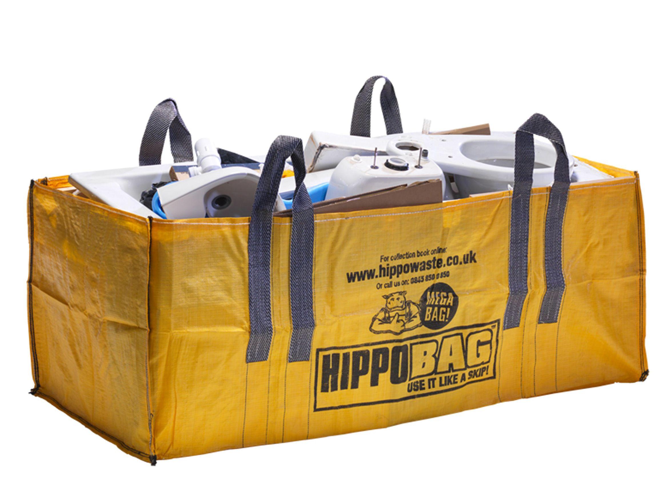 Hippobag Megabag H 700mm W 900mm L 1800mm Departments