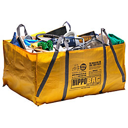 Hippobag Hipposkip (H)1000mm (W)1650mm (L)2100mm