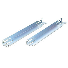 Kudox Radiator Bracket (H)400mm (W)50mm