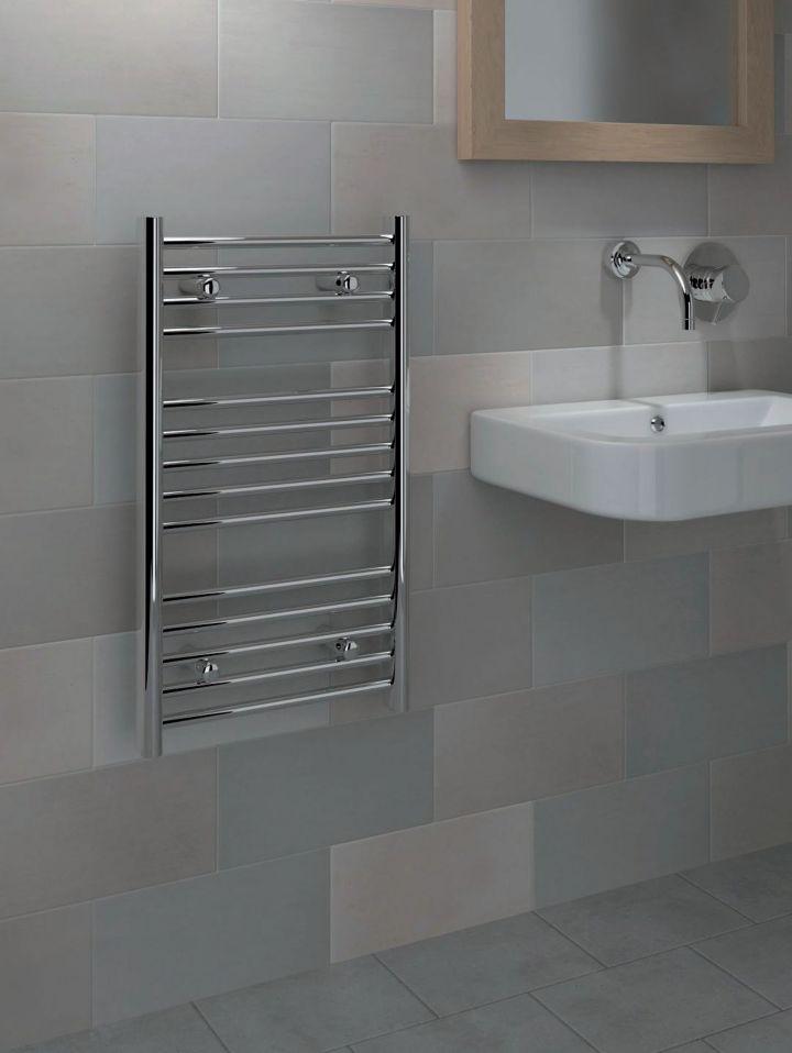 Bathroom radiators towel rails b q - Buyer S Guide To Towel Warmers Help Amp Ideas Diy At B Amp Q