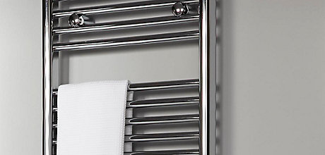 image of towel warmer
