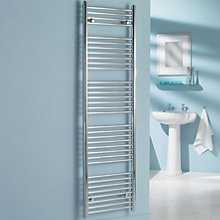 Image of Kudox Flat Ladder Towel Warmer