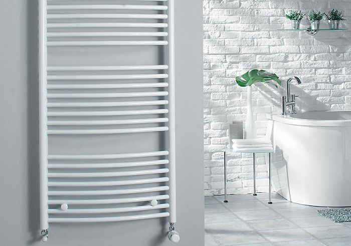 Ladder towel warmer