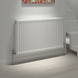 Kudox Type 11 Single Panel Radiator, (H)400mm (W)500mm