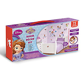 Walltastic Sofia The First Multicolour Self Adhesive Room