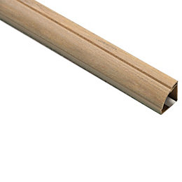 D-Line 22mm x 2m Stainable Trunking